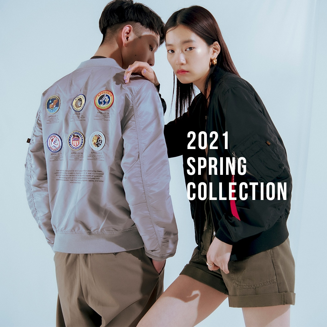 ALPHA SPRING COLLECTION